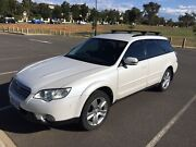 Subaru Outback 2006 Canberra City North Canberra Preview