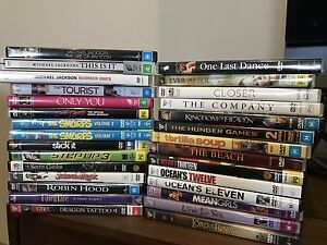 Various DVDs - FREE POSTAGE!! Abbey Busselton Area Preview