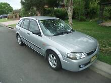 2000 Mazda 323 Hatchback Largs Maitland Area Preview