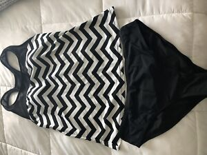 Brand new Women's Bathing Suit,size large but could fit a medium