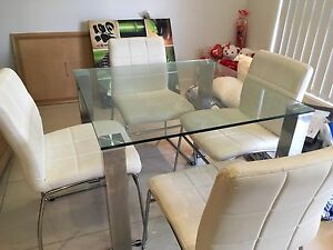 Free sofa with dining table Blacktown Blacktown Area Preview