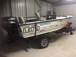 Stacer sea hawk 4.2mtr boat Alberton Gold Coast North Preview
