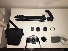Olympus OM-D E-M5 Compact DSLR + accessories Bicton Melville Area Preview