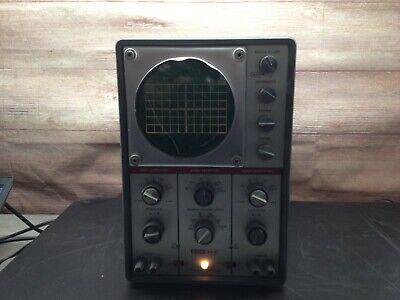 Vintage Eico Oscilloscope Model 465