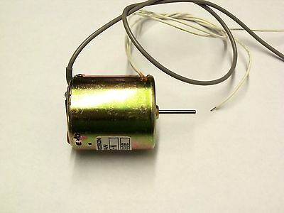 6400 Rpm Iron Core 12-24v Dc Brushed Motor Encoder - Canon Precision Ef35-t1n1