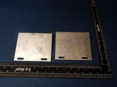 Lot Of 2 Cooper B-line 9a-r005 Redi-rail Splice Plate 9ar005