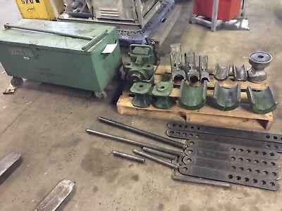 Greenlee Hydraulic Pipe Bender Mach 775
