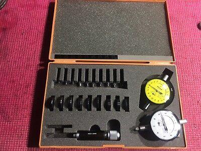 Mitutoyo Split Bore Hole Inside Micrometer Gage 1.5-4mm Or .06-.157 In 526-164