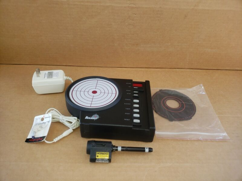 Beamhit Shooting training system  TR-700 WITH  laser transmitter LT-100 & Power