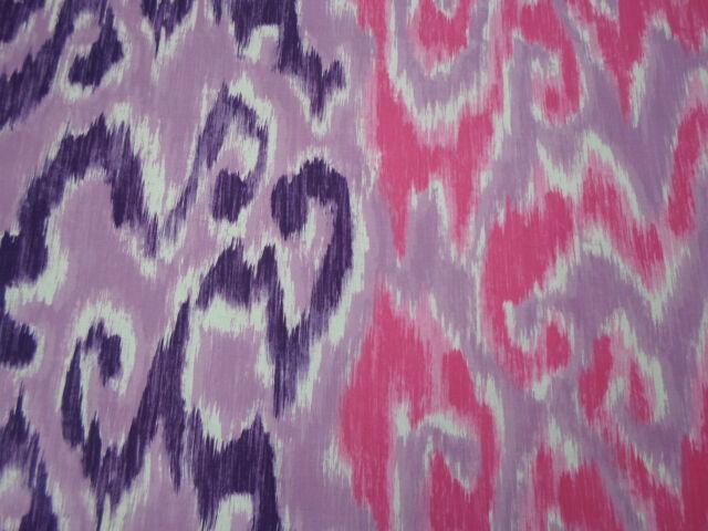 Designers Guild Fabric 'Sungadi' 2.75 METRES Magenta Linen Mix ~ Madhuri Coll
