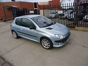 PEUGEOT 206 GTI 4cyl 2.0l,5SPEED,AIRBAGS,ALLOYS,LOW 120K,REGO Beverley Charles Sturt Area Preview