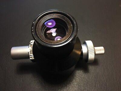 Leica Microscope Head I Ernst Leitz I Optical Scale Head