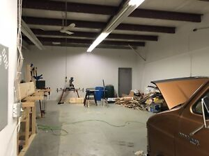 Workshop/storage/ retail space for lease
