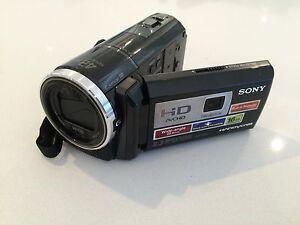 Sony HDR - PJ10 handy cam Malvern East Stonnington Area Preview