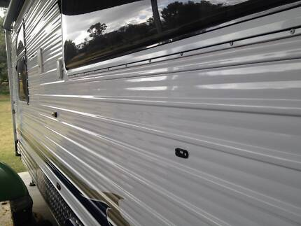CARAVAN DETAILING PERTH - We Come To You