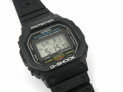 Gents Vintage CASIO G-Shock DW-5600C Divers Watch - 200m