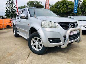 2011 GWM V240 (4x4) Manual 🎁 Rego:28/07/2021 ➕ Roadworthy ➕ Warranty 🎁 Holland Park West Brisbane South West Preview