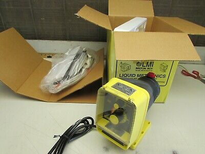 Lmi Milton Roy Metering Pump Aa141-352si New In The Box Make Offer