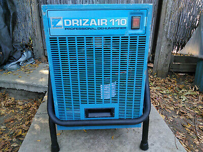 Dri-eaz Drizair F133 110 Pint Refrigerant Dehumidifier Remove Up To 14 Gpd 5053