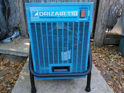 Dri-Eaz DrizAir F133 110 Pint Refrigerant Dehumidifier Remove up to 14 GPD! 5053