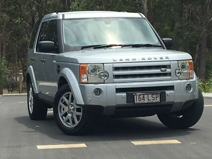 2009 Landrover Discovery 3