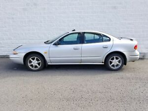 2004 Oldsmobile Alero GL 4Dr Sedan