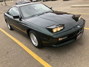BMW 850i Mint 75k kms Only! Sell or Trade+Your Cash!