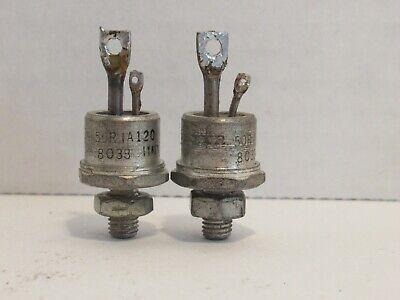 Lot Of 2 Ir 50ria120 Scr Thyristor