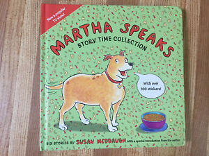 Martha Speaks - 6 Story Collection (Hardcover)
