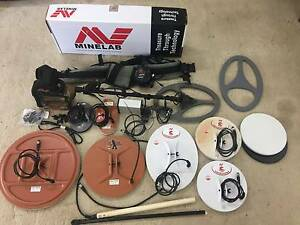 Minelab GPX5000 Caboolture Caboolture Area Preview
