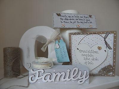 Shabby Chic handmade gifts