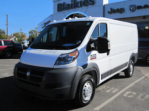 2017 Ram Promaster Low Roof 136 in. WB