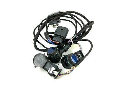 Audi TT Rear Bumper Parking Assistance PDC Sensor Wiring Loom Unit 8S0971104