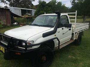 2005 Toyota Hilux Ute Wellington Wellington Area Preview