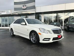 2012 Mercedes Benz E-Class 350 BlueTEC DIESEL NAVI REAR CAMERA O