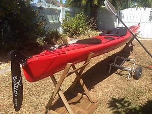 SeaBird Expedition Kayak Pimlico Townsville City Preview