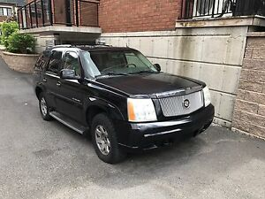 2004 Cadillac Escalade 4x4 AS IS $6000