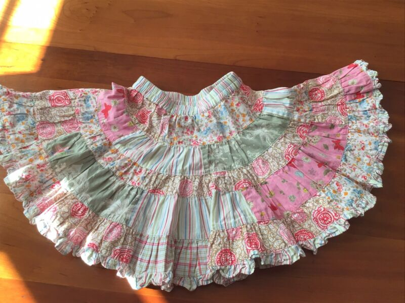 ***LOTS OF ITEMS*** Beautiful Room Seven Twirl Pink Skirt 4Y