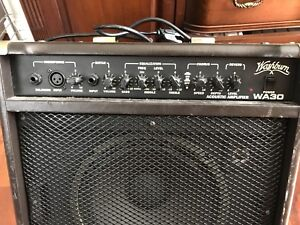 Washburn Acoustic (WA30) Amplifier
