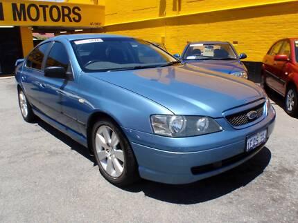 2005 Ford Falcon Sedan SR AUTO Victoria Park Victoria Park Area Preview
