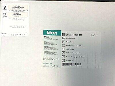New Aseptico Bicon Implant Oral Surgery Motor Aeu-26bic Aeu-26os