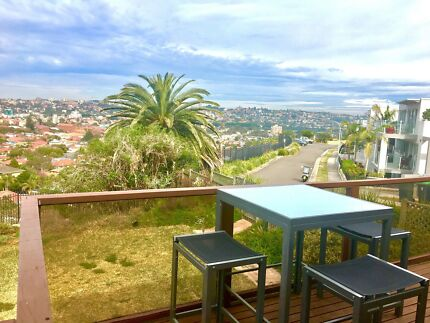 Room for rent @ Amazing North Bondi cliff House