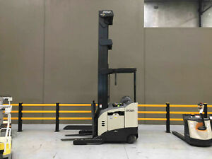 Crown RR5200  Reach Forklift Welshpool Canning Area Preview
