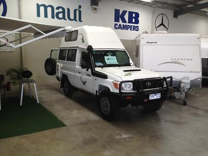 LAND CRUISER OFF ROAD CAMPER diesel 2011 Wangara Wanneroo Area Preview