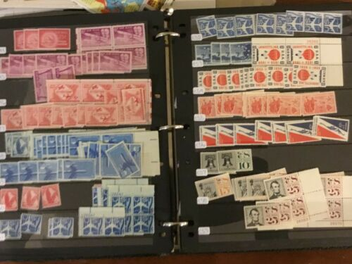 $1 face value of US AIR MAIL stamps - C32-C131 - all MNH