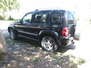 DIESEL Jeep Liberty, Limited '06