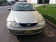 2002 Ford Fairmont Sedan South Tamworth Tamworth City Preview