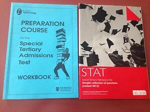 STAT test book and essay guide. Belmont Belmont Area Preview