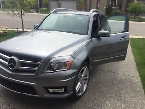2012 Mercedes Benz GLK 350 4Matic Low Kms!
