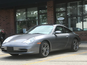 2002 Porsche 911 Targa Fully Retractable Glass Roof NEW PRICE